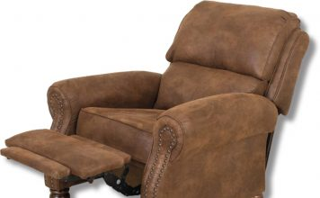 how to fix a recliner couch