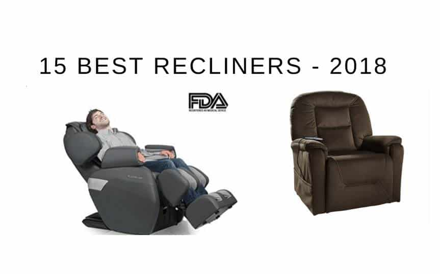 15 Best Recliners For Back Pain 2018 19 Ultimate Er S Guide