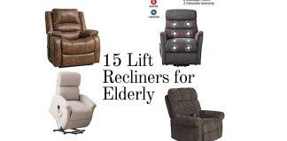 lift recliners for eldelry