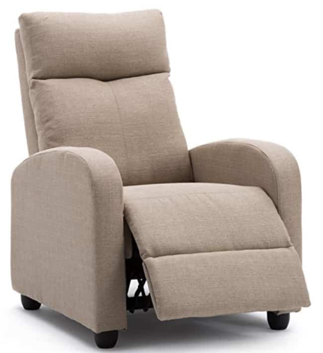 cheap recliners under 100