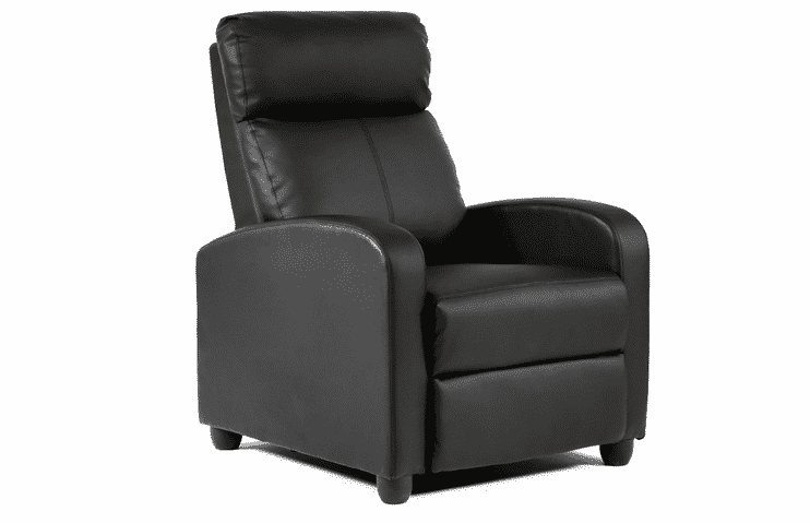 Top 10 Leather Recliners for Small Spaces 2020 Reviews