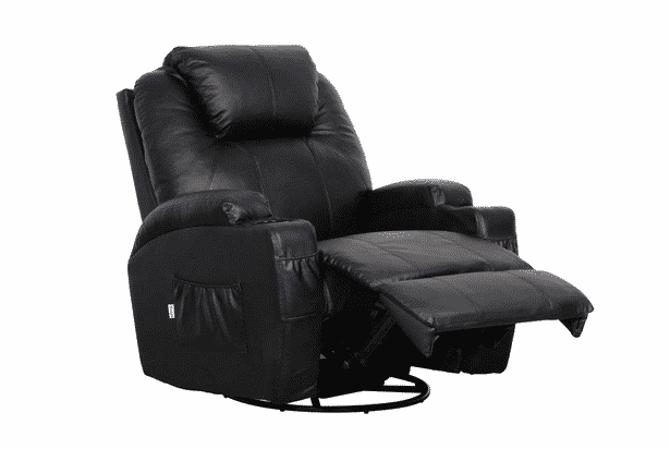 Peachy Top 10 Leather Recliners For Small Spaces 2019 Reviews Machost Co Dining Chair Design Ideas Machostcouk