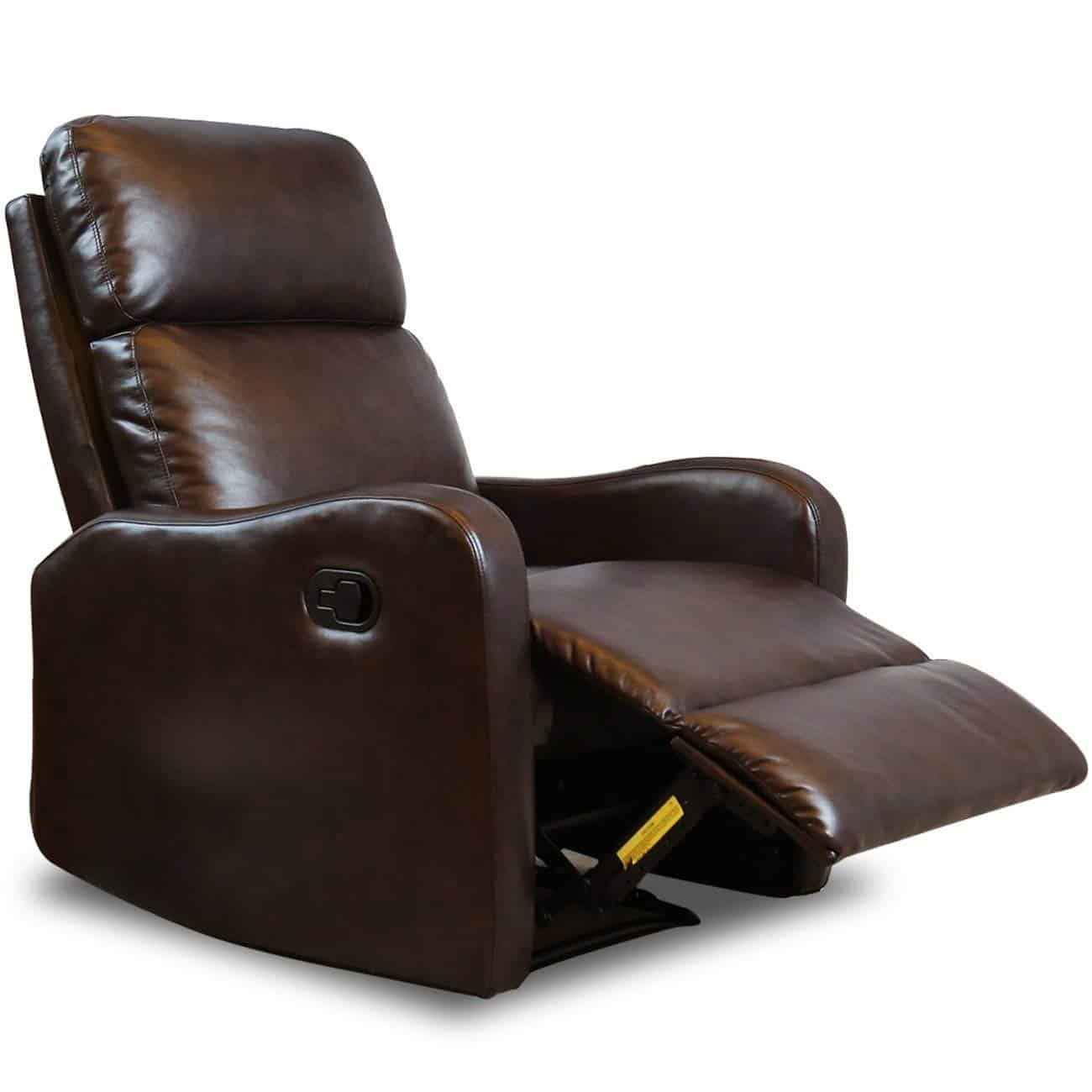 Top 10 Real Leather Recliner Chairs 2019 Reviews Amp Guide