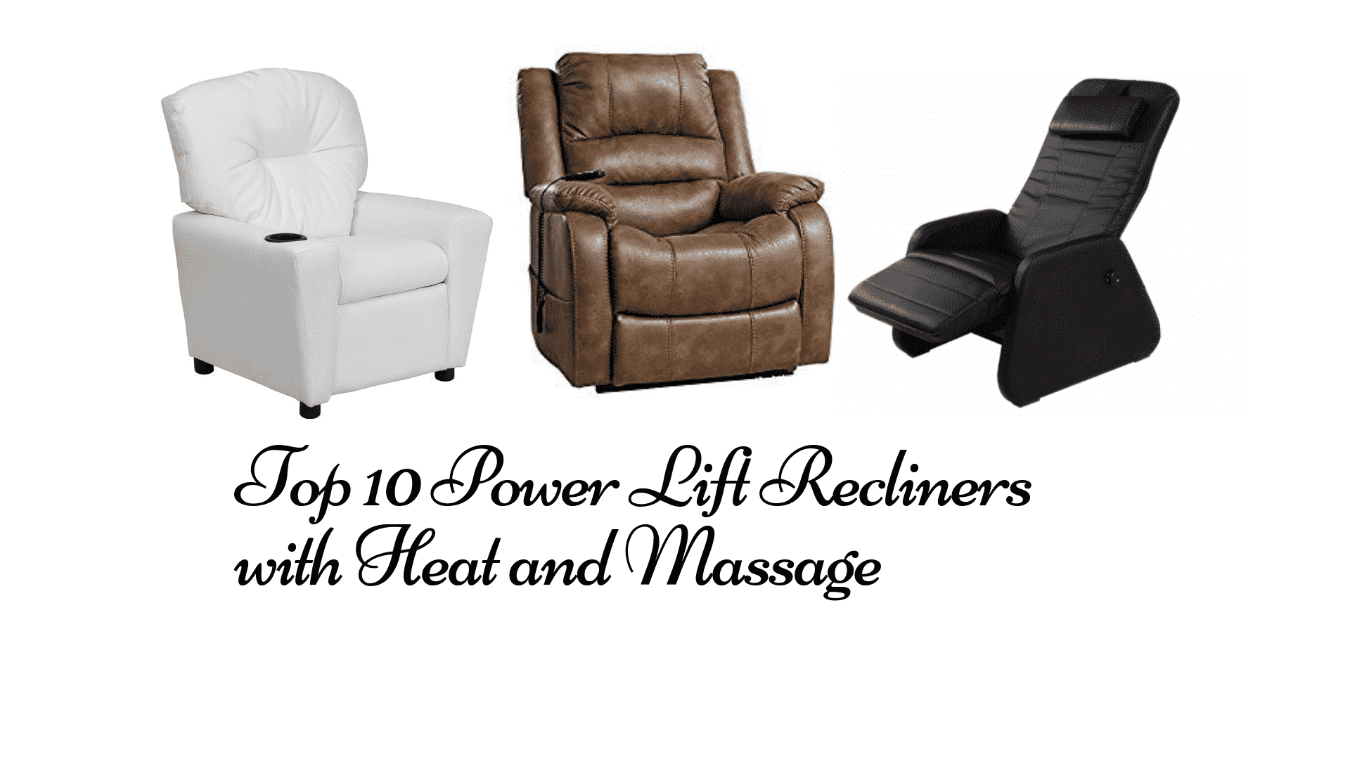 Amazing Top 10 Power Lift Recliners With Heat And Massage 2019 Pabps2019 Chair Design Images Pabps2019Com
