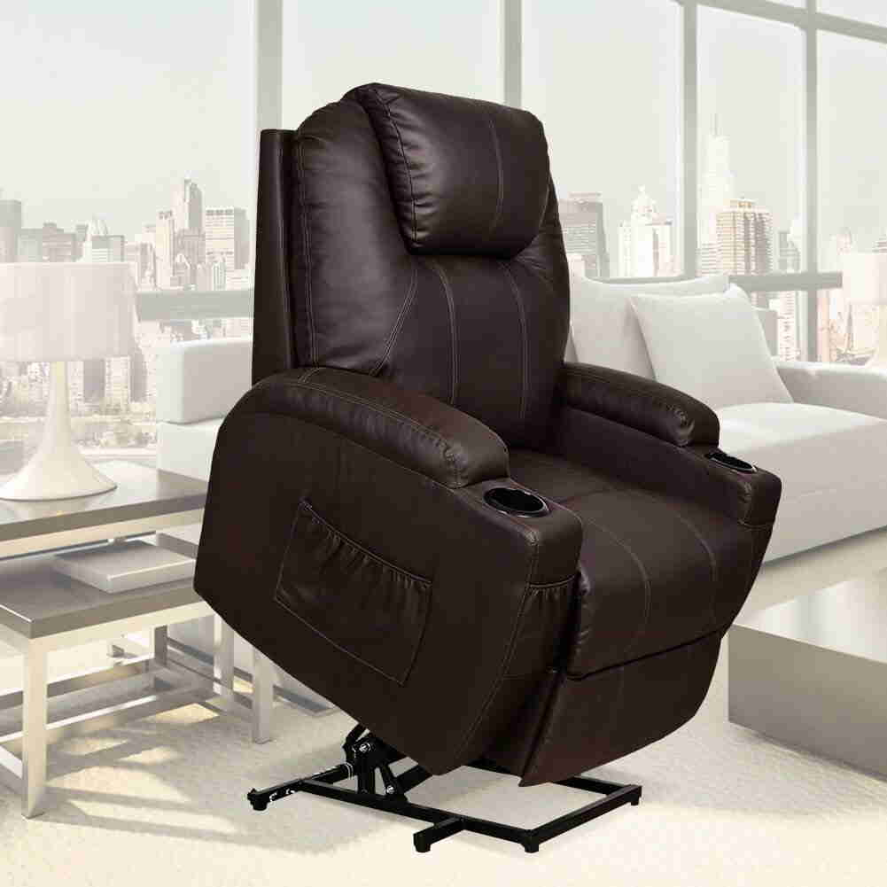 Top 10 Electric Recliner Chairs For The Elderly 2019
