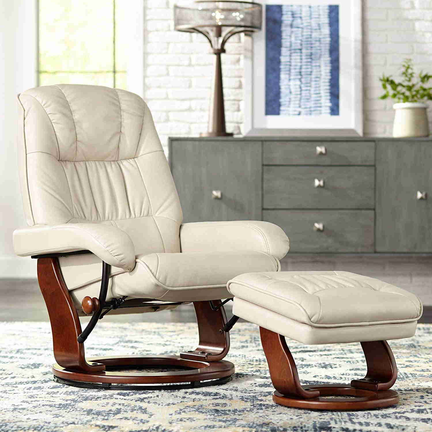 Top 10 Swivel Recliner Chairs With Footstool 2019