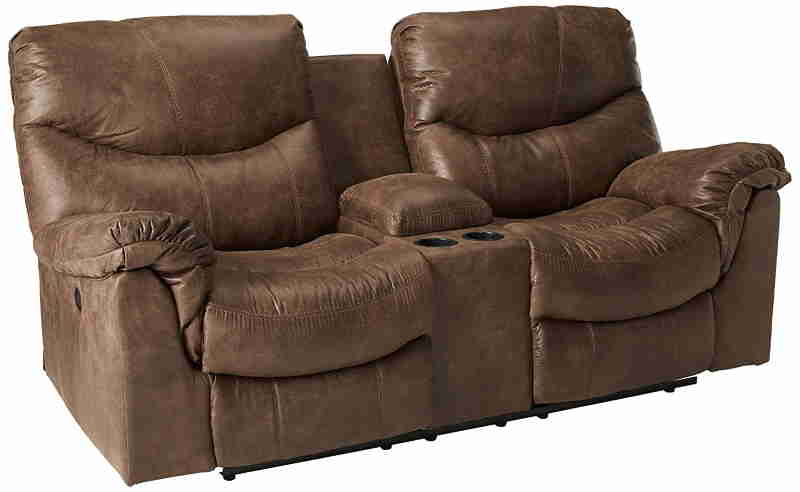 Top 10 Dual Power Reclining Loveseat With Console 2019