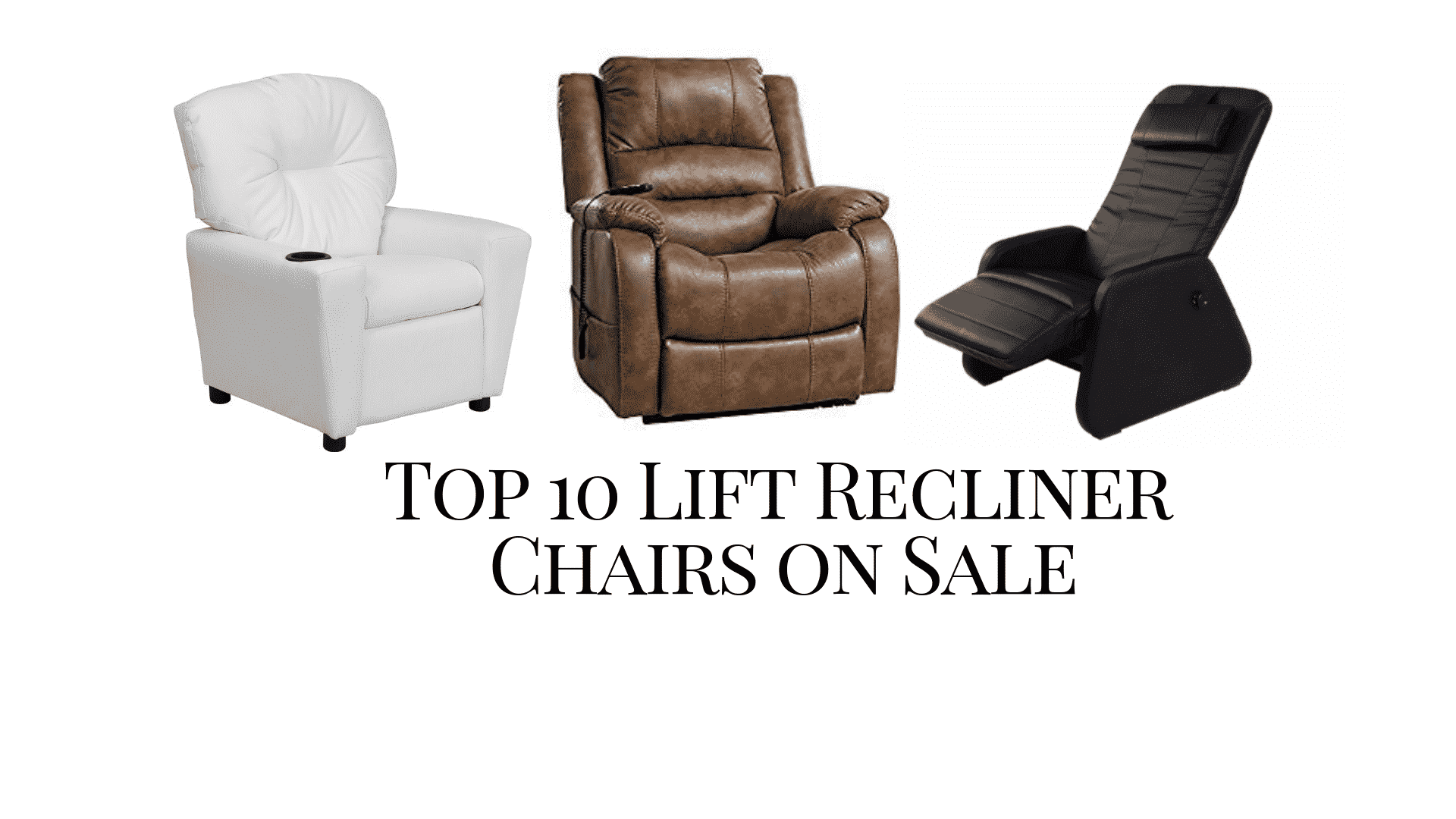 Top 10 Big & Tall Power Lift Chairs in 2020 • Recliners Guide
